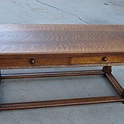 Vintage French Rustic Coffee Table