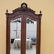 French Antique Armoire Wardrobe Louis Philippe Antique Furniture