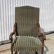 French Antique Armchair Antique Chair Antique Furniture