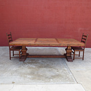 French Antique Dining Room Table Antique Rustic Furniture