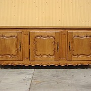 Antique Furniture French Antique Rustic Sideboard Server Cabinet Cupboard Antique Mission ...