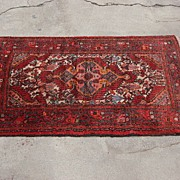 Antique Hand Made Oriental Carpet Rug Persian Rug Afghan Carpet