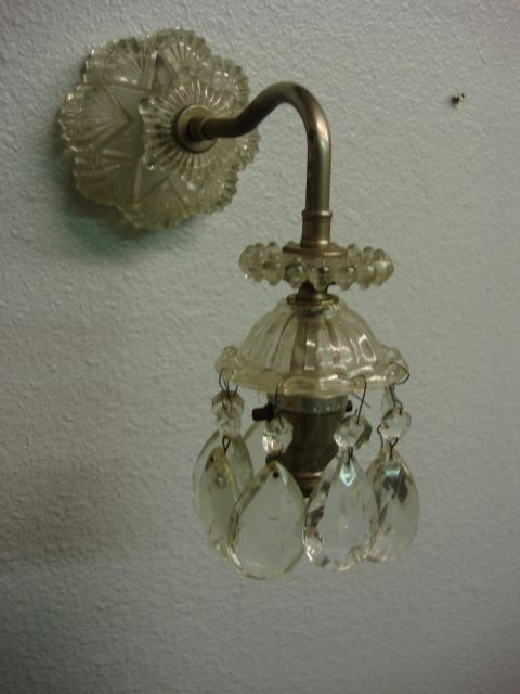 French Antique Wall Sconce Antique Hanging Wall lamp