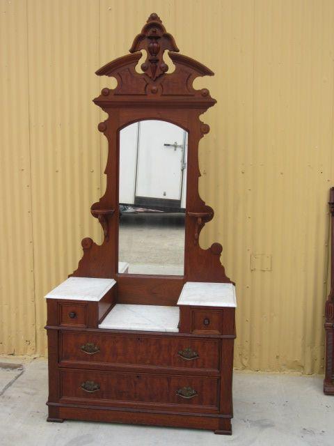 Furniture Bedroom Furniture Dresser Set Victorian Dresser