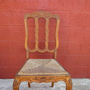 French Antique Chair Accent Chair Side Chair Antique Furniture