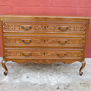 French Antique Dresser Chest of Drawers Antique Furniture