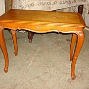 Beautiful French Antique Sofa Table Side Table Writing Desk