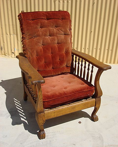 American Antique Morris Chair Antique Furniture From - Antique Morris  Recliner Chair Antique Mission Oak Morris - Antique Morris Chair Recliner Antique Furniture