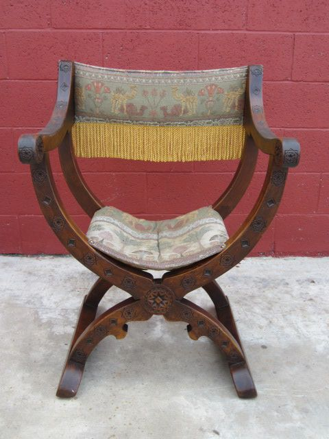Antique Spanish Chairs - Savonarola Chair - Lookup BeforeBuying - Antique  Spanish Chairs Antique Furniture - - Antique Spanish Chairs Antique Furniture