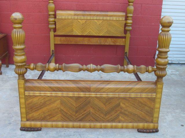 deco bed paul bunyan waterfall bed american bedroom furniture from