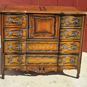 French Antique Dresser Chest of Drawers Cabinet Antique Furniture