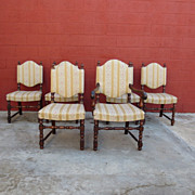 American Antique Dining Chairs Arm Chair Side Chairs Antique Furniture