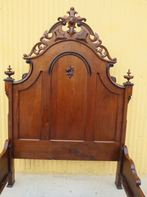 bed victorian antique bedroom furniture from mrbeasleys on ruby lane