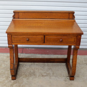American Antique Server Console Side Table Antique Furniture