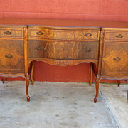 Antique Sideboard Server French Provincial Antique Furniture