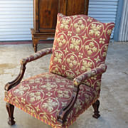 American Antique Chippendale Arm Chair Antique Furniture