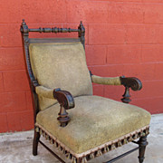 French Antique Chair Antique Arm Chair Antique Furniture
