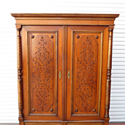 German Antique Armoire Wardrobe Antique Bedroom Furniture