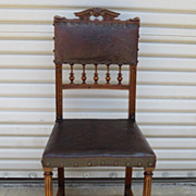 French Antique Chair French Antique Side Chair Antique Furniture