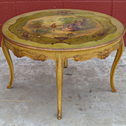 French Antique Coffee Table French Antique Living Room Furniture