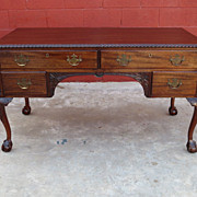Desk American Chippendale Desk Mahogany Furniture