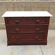 American Antique Dresser Cabinet Chest of Drawers Antique Furniture