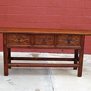 Spanish Console Table Spanish Sofa Table Spanish Furniture