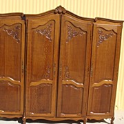 French Antique Armoire Wardrobe French Antique Bedroom Furniture