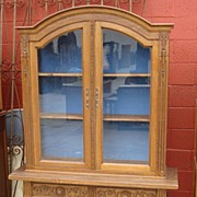 Antique Furniture French Antique China Cabinet Display Cabinet Curio Cabinet French Antique ..