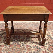 Antique Furniture Spanish Antique Rustic Table Arts and Crafts Mission Antique Furniture