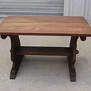 Antique Furniture French Antiques Rustic Coffee Table Mission Antique Coffeetable
