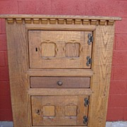 Antique Furniture French Antique Rustic Sideboard Antique Cabinet Bar Cupboard Server Mission