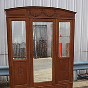 Antique Furniture French Antique Armoire Wardrobe Closet Cabinet
