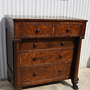 Antique Furniture American Antique Chippendale Chest of Drawers Dresser American Antique ...
