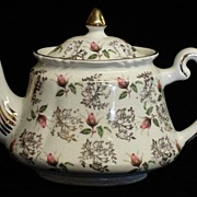 Beautiful English Price Tea Pot Tea Kettle with Roses