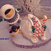 Hallmark Frosty Friends 2004 Ornament #25 in Series New