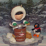 Hallmark Frosty Friends 2007 Ornament #28 in Series New
