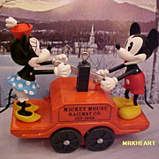 Minnie and Mickey Mouse 2008 Limited Edition Hallmark Ornament New