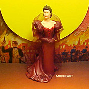 Scarlett O'Hara Gone with the Wind First in Series #1 1997 Hallmark Ornament