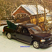 All American Trucks Series 2000 Ford F-150 Truck 2004 Hallmark Ornament New