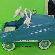 Murray Champion Kiddie Car Classics First in Series 1994 Hallmark Ornament New