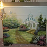 CHIC Garden Gazebo HP Jewelry Chest Box