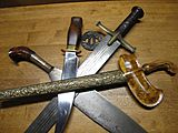 MS Antique Knives and Things
