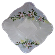 ROYAL ALBERT Crown China c1920's signed VanDermaden, Regina, roses