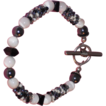 Black and White Bracelet  - 7&quot;