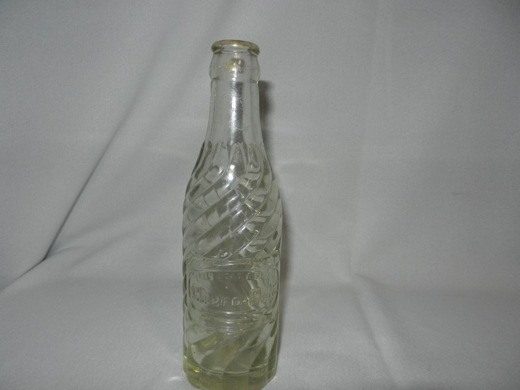 Vintage Chero Cola Bottle