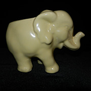 Vintage Elephant Planter
