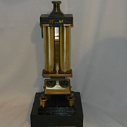 Vintage Tag-Robinson Colorimeter -Oil Engineering Instrument 1920�s