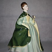 "Porcelain Royal Doulton, China, Figurine, Doll, ""Premiere"" HN2343"