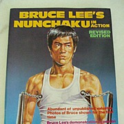 SALE Bruce Lee's Nunchaku In Action Revised Edition